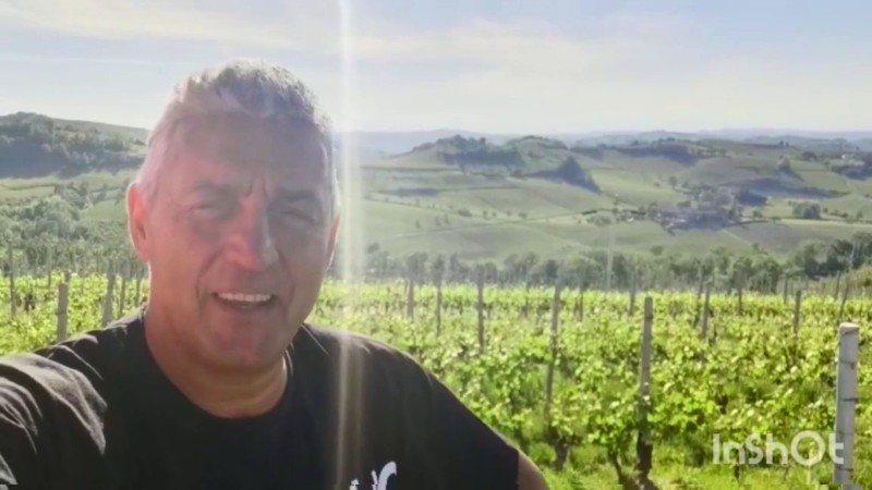 Gianluca Morino di Cascina Garitina